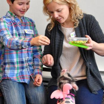 Zoothérapie - Les Enfants GIOIA - Organisme d'émergence pour enfantset jeunes adultes atteints de maladiesorphelines ou incurables